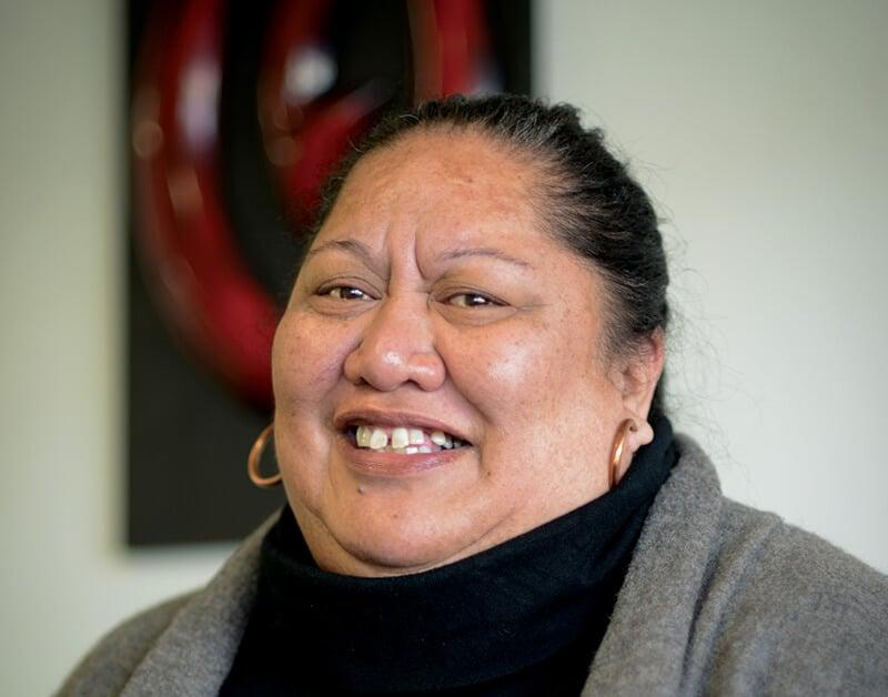 Maureen Mua, CEO Roopu a Iwi Trust