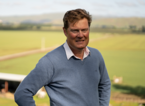 """Stuart MacIntyre describes food and agriculture as """"one of the least digitised"""" sectors."""